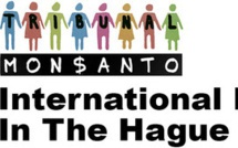 Tribunal international de Monsanto du 14 au 16 octobre 2016 à la Haye